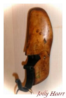 フック類 アンティーク 靴型フック [FUta-01]
