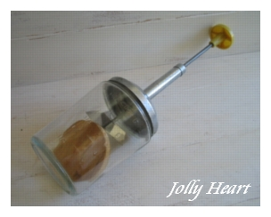 Nut meat chopper