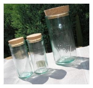 陶器、ガラス アントステラ スパイスボトル [AKI-01]