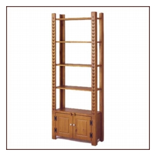 アントステラ ETAGERE WITH DOORS