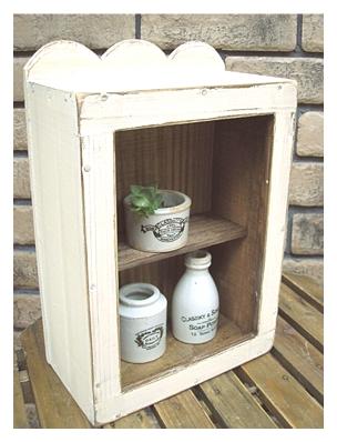 木製小物 アンティークボックス [ZY-27]