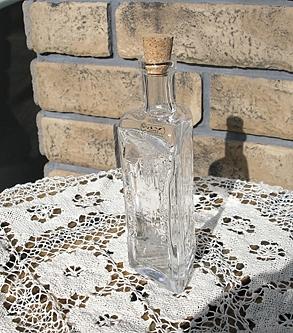 陶器、ガラス ボトル トライアングル [GW-06]