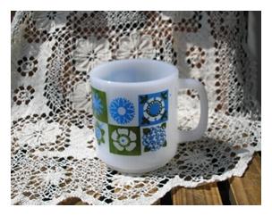 陶器、ガラス グラスベイク フラワー [GBflower]